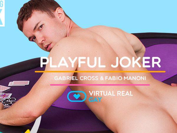 Playful joker
