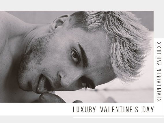 Luxury Valentine's day