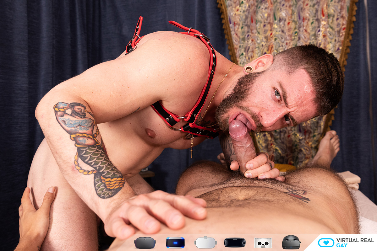 A Juicy Massage